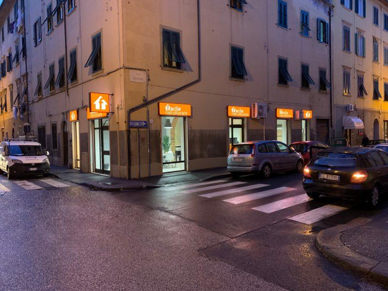 Ditta di ristrutturazione edilizia a Livorno