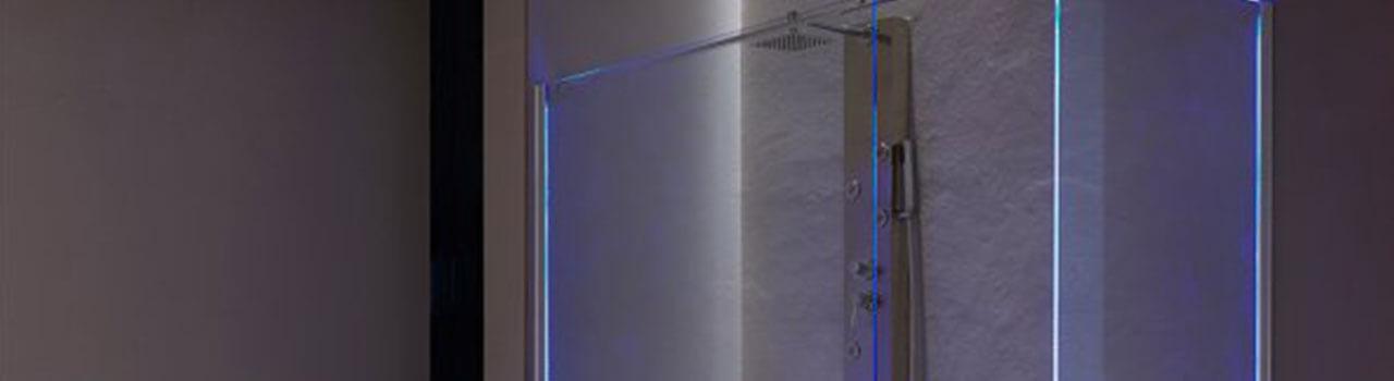 La doccia diventa hi-tech