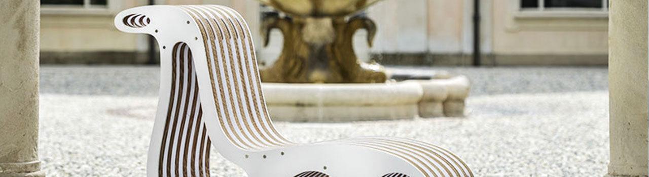 Il design sostenibile di Giorgio Caporaso