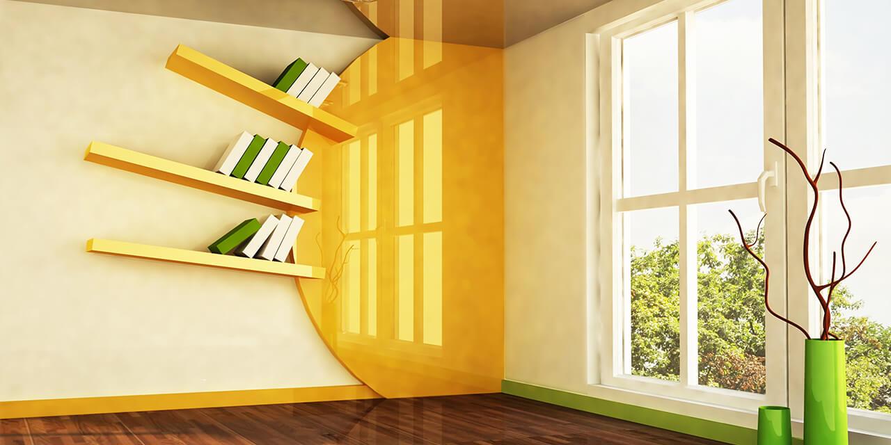 Pareti Di Casa Colori come scegliere il colore delle pareti di casa
