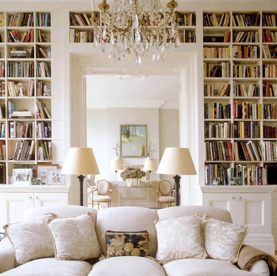 Libreria A Muro In Legno.Come Scegliere La Libreria Facileristrutturare It