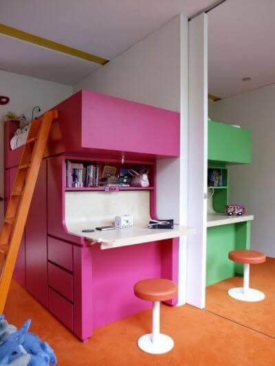 Come dividere una stanza in due camerette for Idee per dividere casa