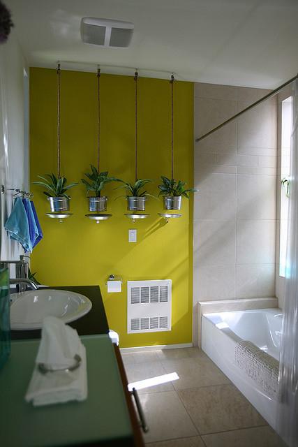 idee creativer per il bagno