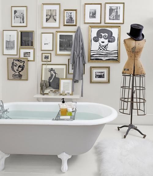 idee creative su come arredare il bagno
