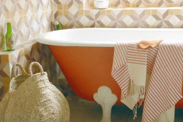 idee creative per arredare il bagno