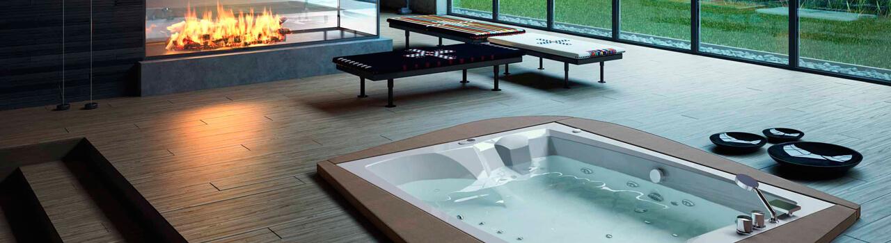 Vasca idromassaggio: prezzi e idee per arredo bagno di lusso