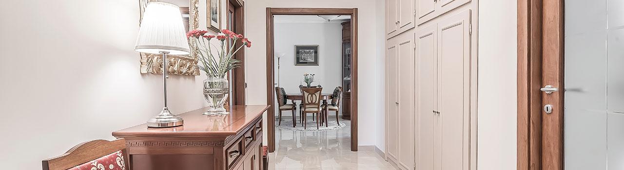 Ristrutturazione appartamento Roma, Anagnina