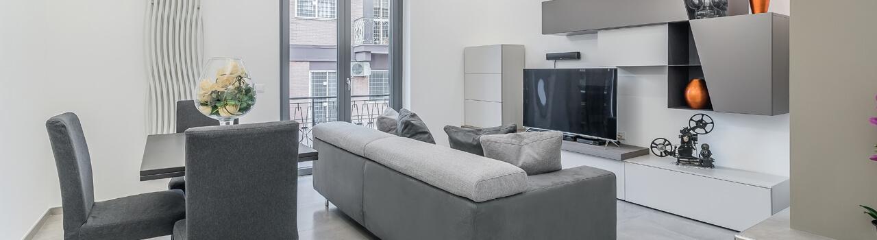 Ristrutturazione appartamento Roma, Bufalotta – 100 mq