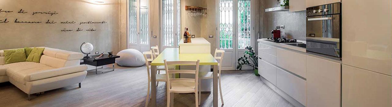 Ristrutturazione appartamento Firenze, Campo di Marte