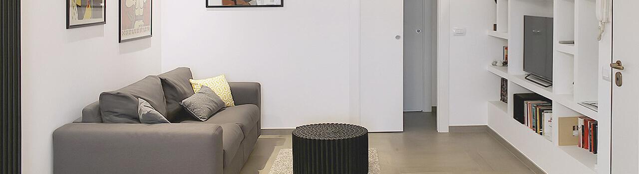 Ristrutturazione appartamento Torino, Mirafiori Nord