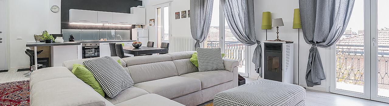 Ristrutturazione appartamento Modena, Morane