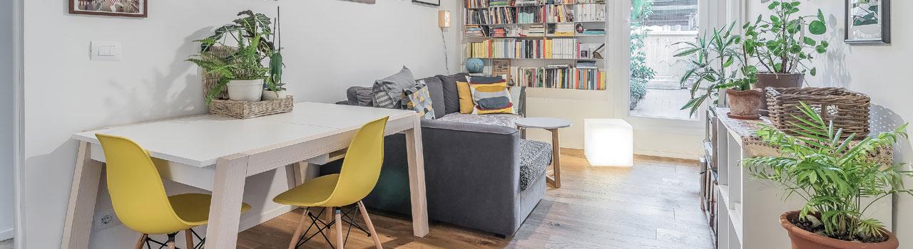 Ristrutturazione appartamento Bologna, Murri