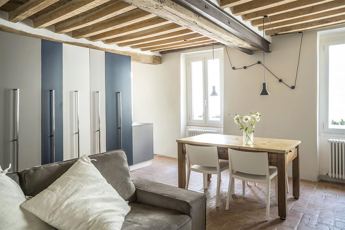 Ristrutturazione appartamento parma centro storico for Progetto ristrutturazione appartamento