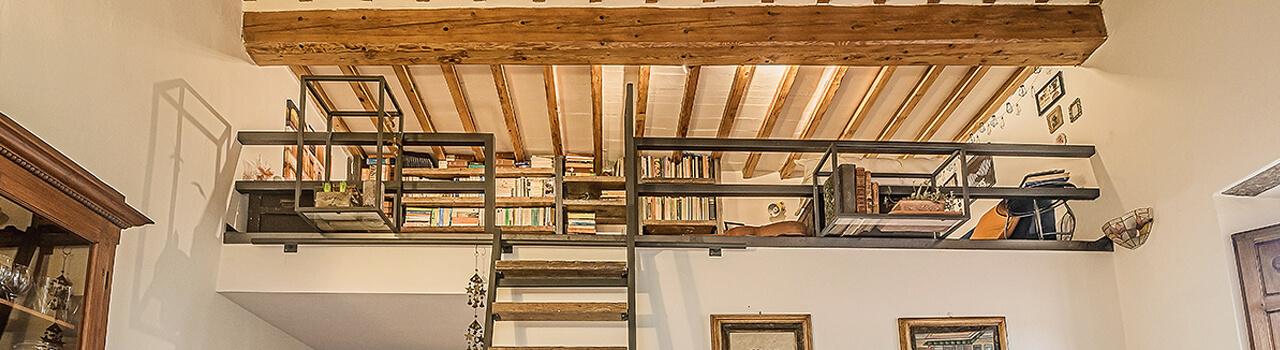 Ristrutturazione appartamento Firenze, Comeana