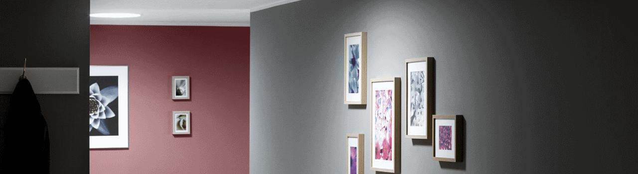 Le pareti scure in casa: come utilizzarle al meglio