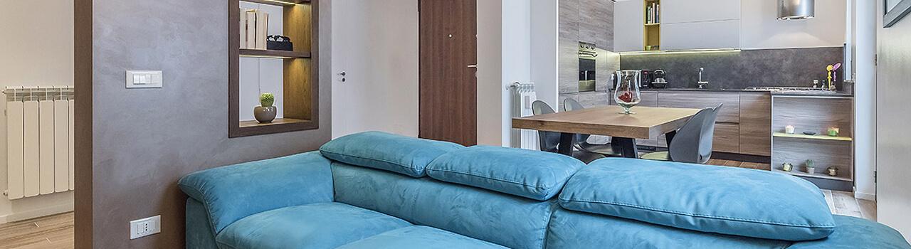 Ristrutturazione appartamento di 65 mq a Palermo, Bagheria