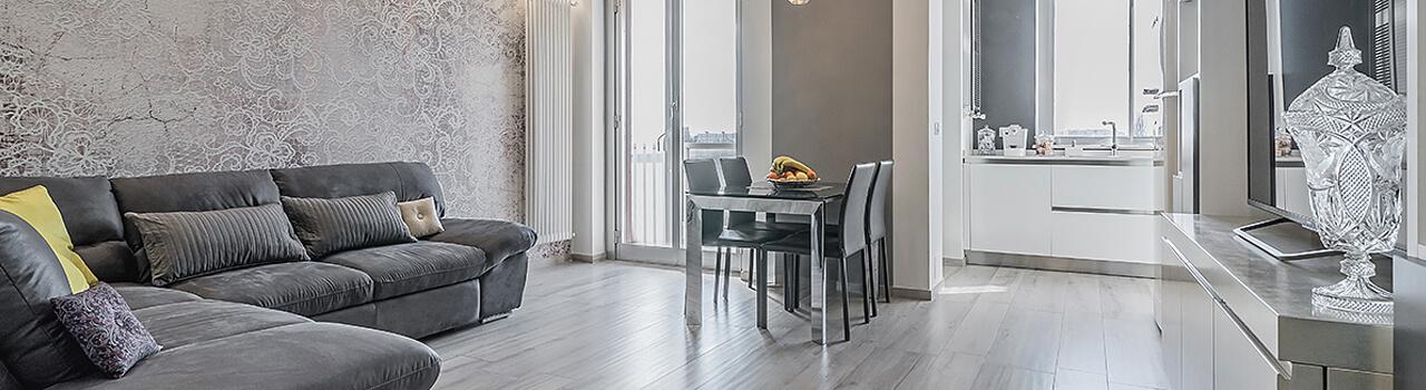 Ristrutturazione appartamento di 60 mq a Torino, Beinasco