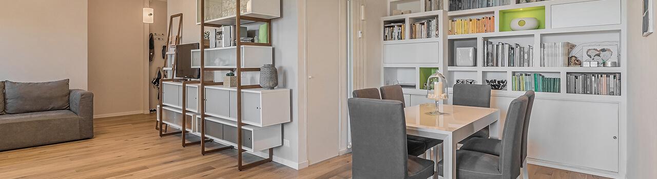 Ristrutturazione appartamento a Milano, Città Studi