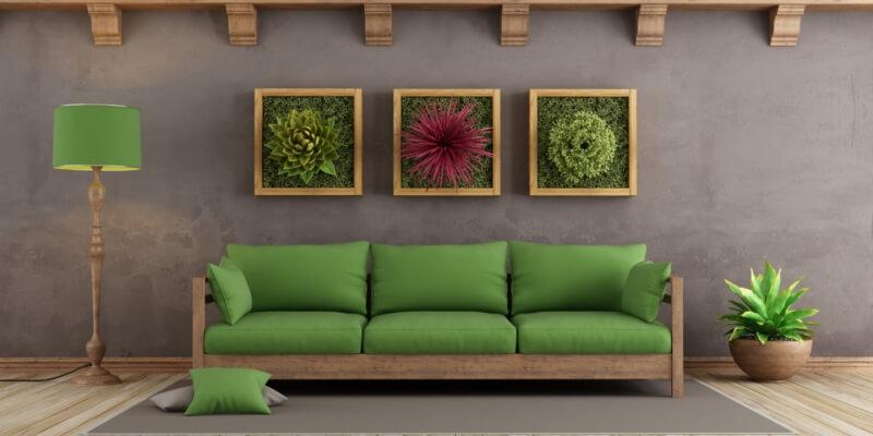 Personalizzare casa con il greenery facile ristrutturare for Personalizzare casa
