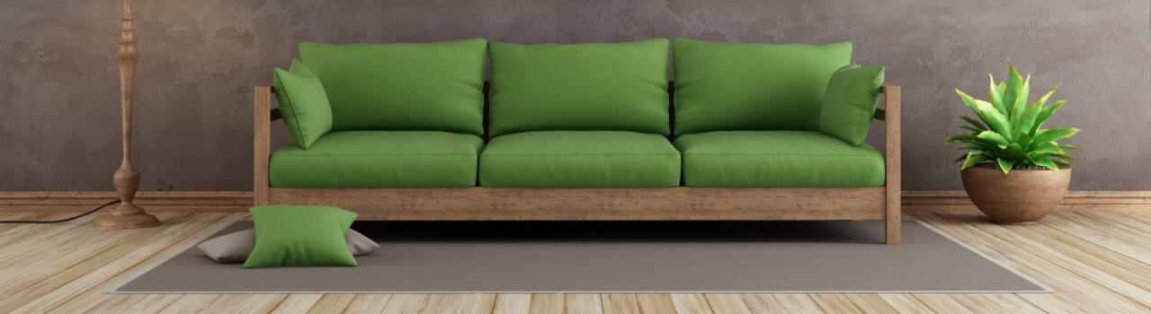 Come usare il Greenery in casa, il colore Pantone 2017