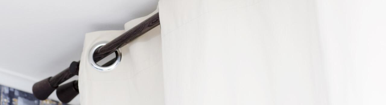 Scegliere le tende per ogni stanza dell'appartamento