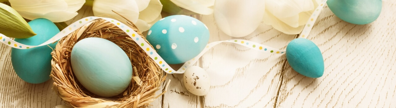 Come decorare la casa per Pasqua, qualche semplice idea