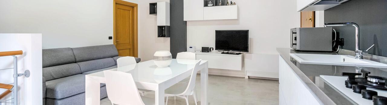 Ristrutturazione appartamento di 90 mq a Roma, Giustiniana