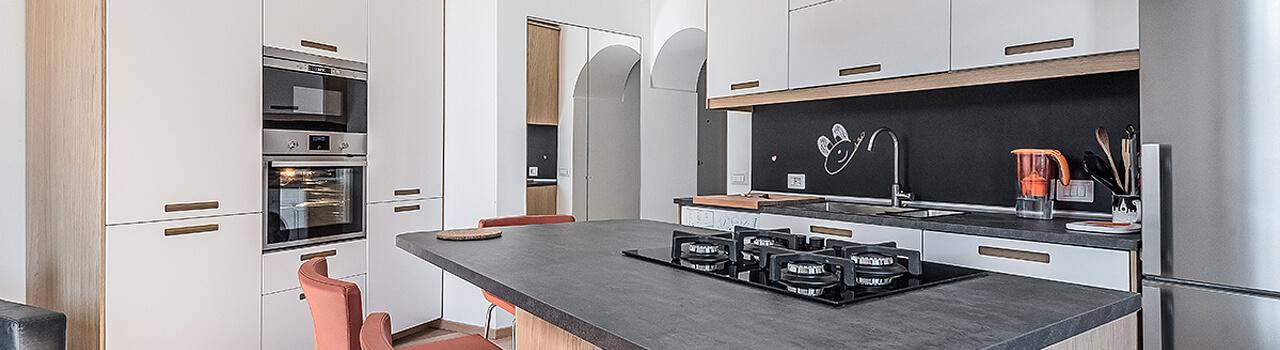 Ristrutturazione appartamento di 35 mq a Milano, Isola
