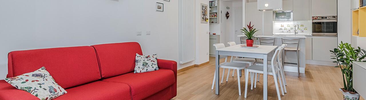 Ristrutturazione appartamento di 68 mq a Roma, Marconi