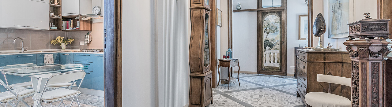 Ristrutturazione appartamento di 150 mq a Torino, San Salvario
