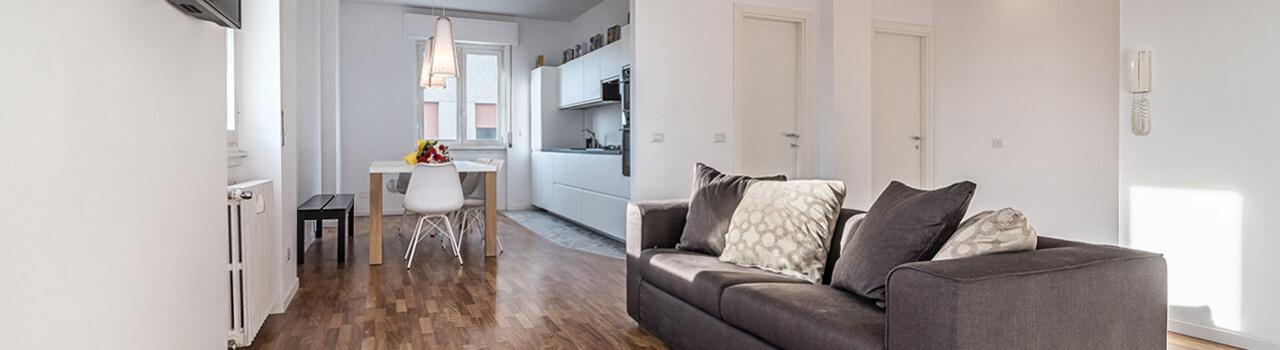 Ristrutturazione appartamento di 80 mq a Milano, San Siro