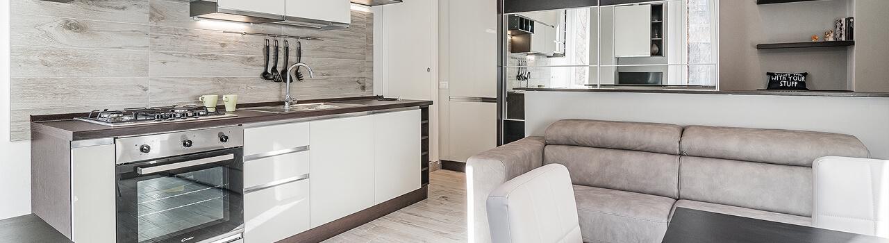 Ristrutturazione appartamento di 35 mq a Milano, Stazione Centrale