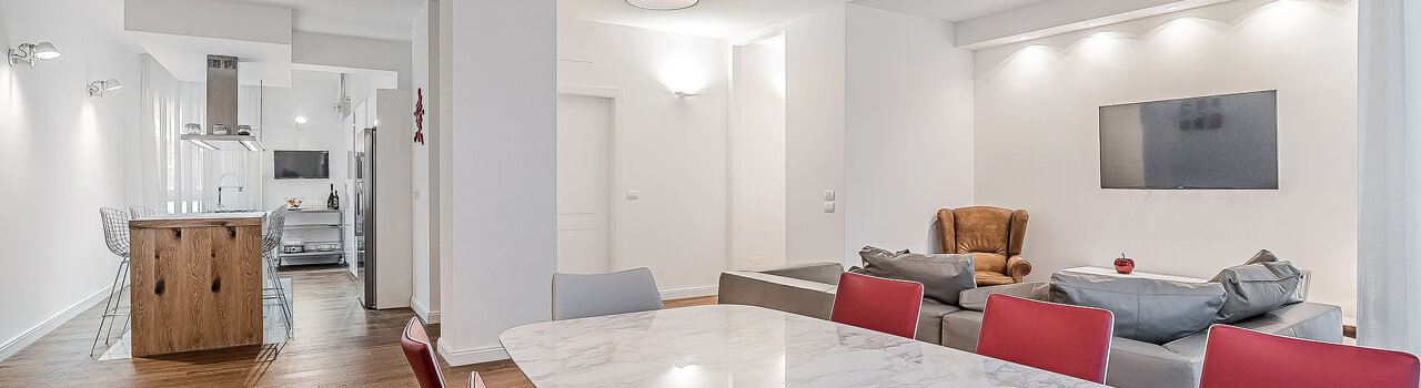 Ristrutturazione appartamento di 160 mq a Milano, Tibaldi