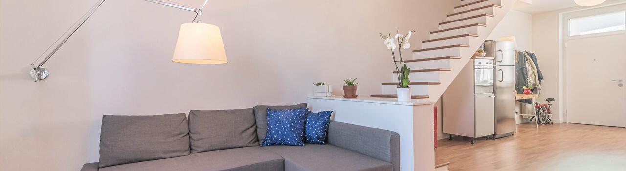 Ristrutturazione appartamento di 60 mq a Milano, Naviglio Grande