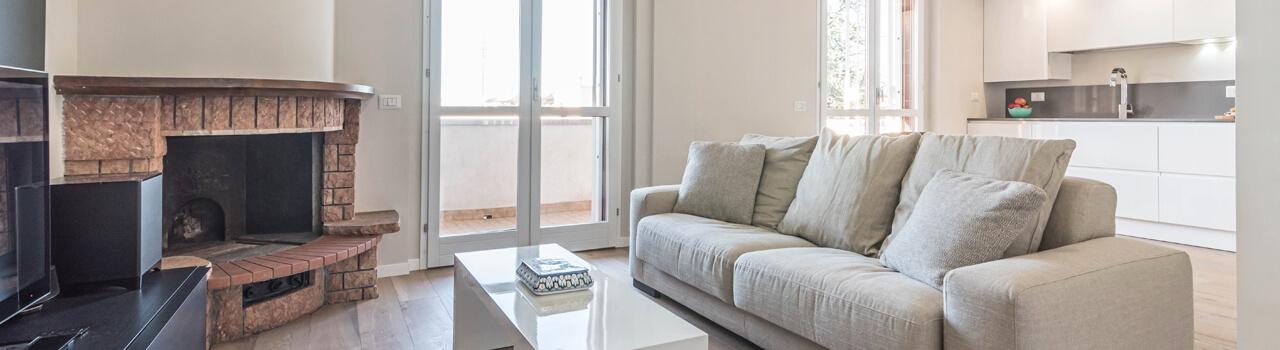 Ristrutturazione appartamento di 70 mq a Milano, Pioltello