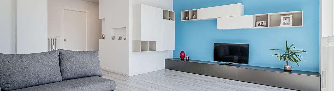 Ristrutturazione appartamento di 80 mq a Milano, Piazzale Cuoco