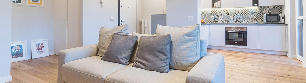 Ristrutturazione appartamento di 65 mq a Milano, Cernusco sul Naviglio