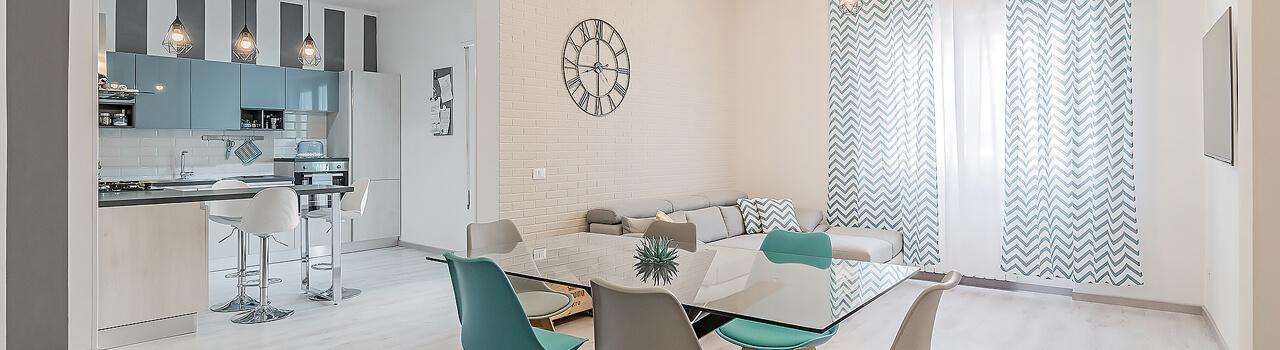Ristrutturazione appartamento di 73 mq a Roma, Tor Sapienza
