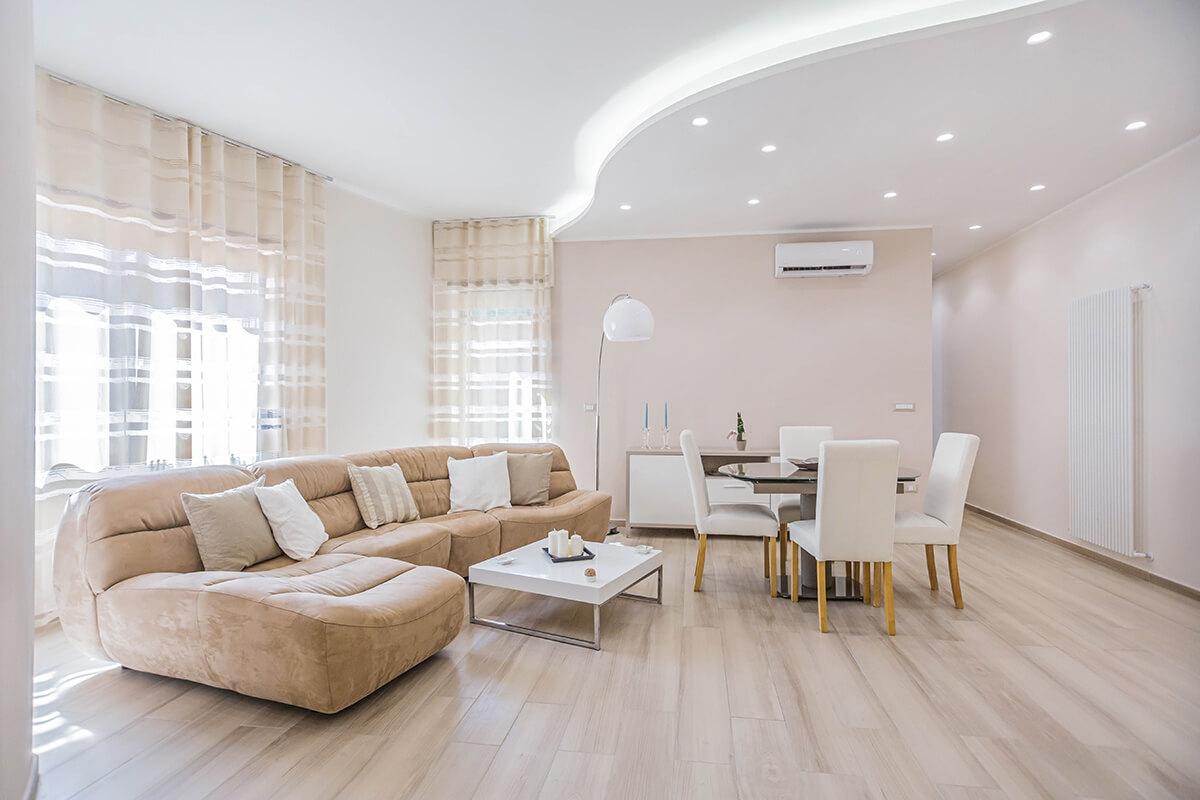 Ristrutturazione appartamento di 120 mq napoli facile for Ristrutturare appartamento 75 mq