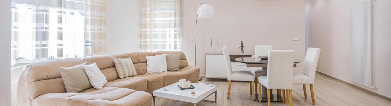 Ristrutturazione appartamento di 120 mq a Napoli, Fuorigrotta