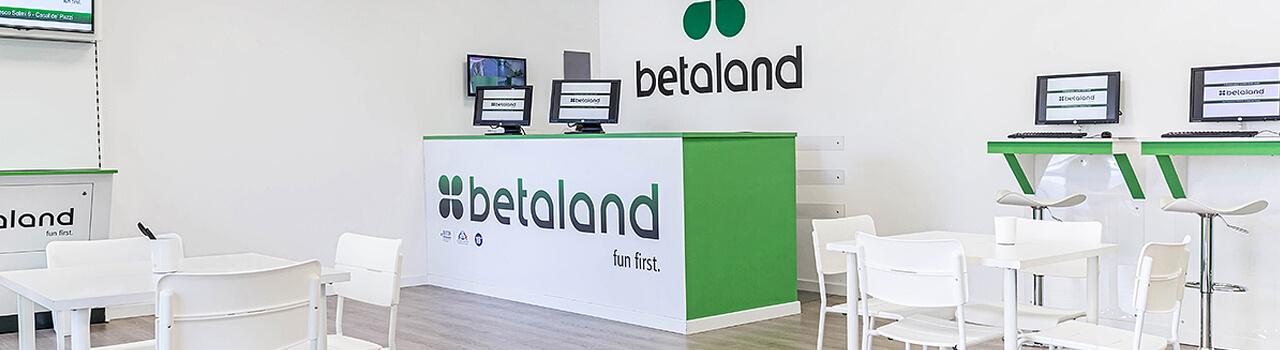 Ristrutturazione centro scommesse Betaland a Roma, Rebibbia