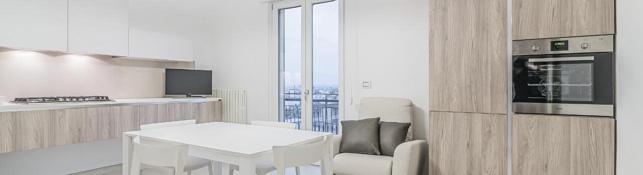 Ristrutturazione appartamento di 80 mq a Bari, Poggiofranco
