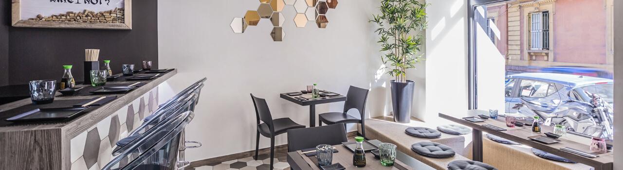 Ristrutturazione ristorante di 65 mq a Napoli, Vomero