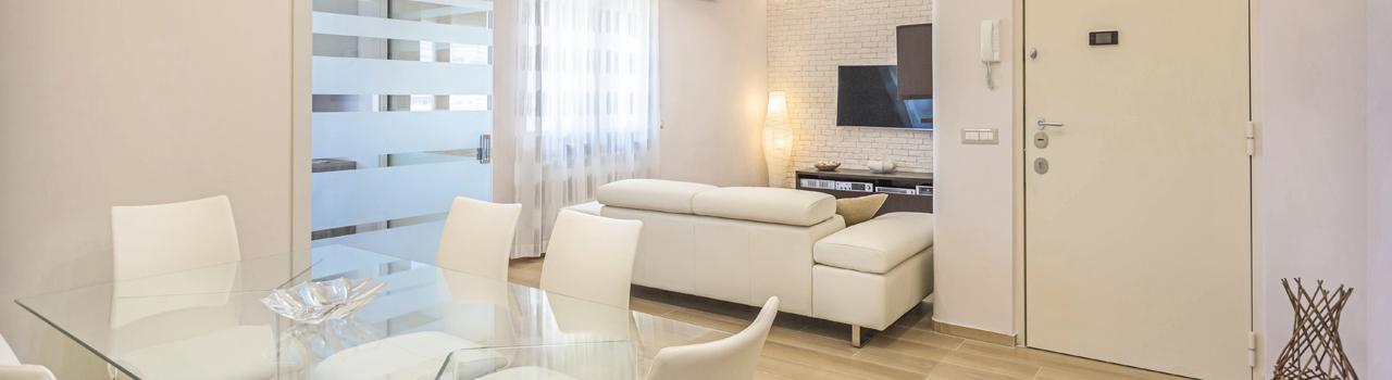 Ristrutturazione appartamento di 80 mq a Napoli, Fuorigrotta