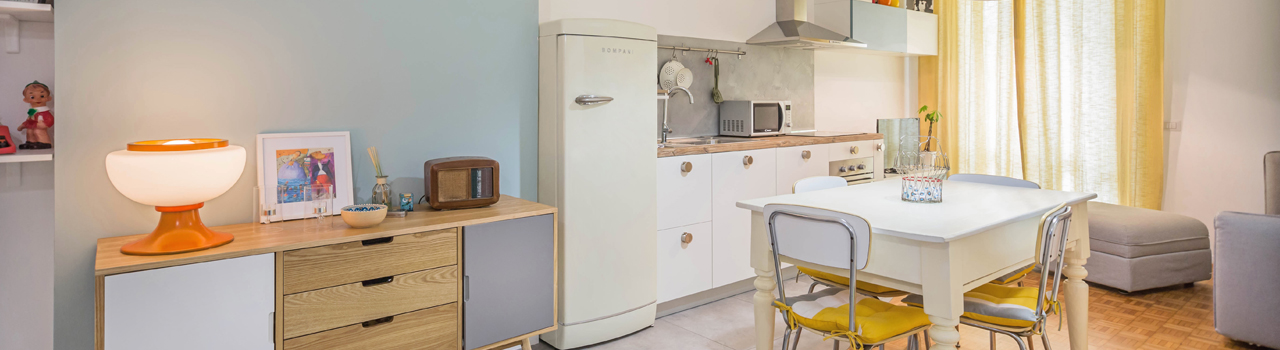 Ristrutturazione appartamento di 55 mq a Milano, Portello