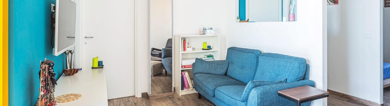 Ristrutturazione appartamento di 70 mq a Milano, Città Studi