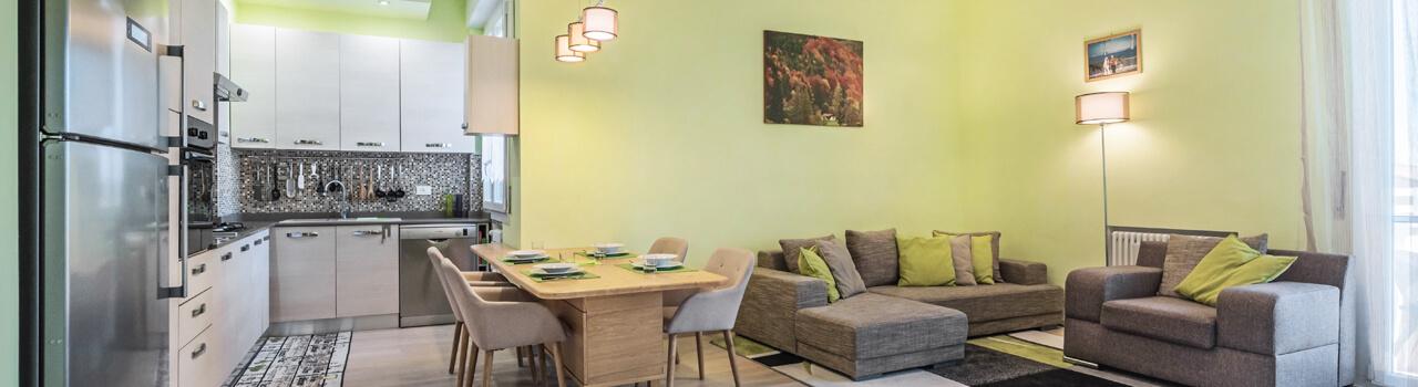 Ristrutturazione appartamento di 90 mq a Bologna, Navile