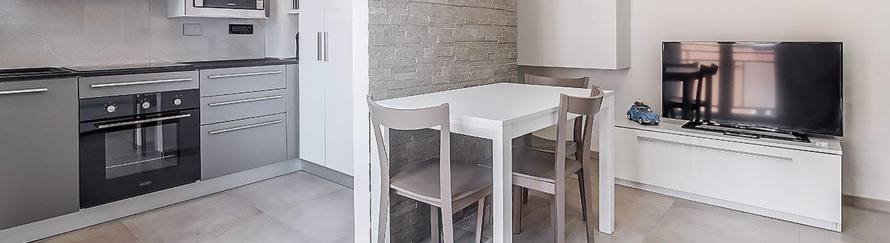 Ristrutturazione appartamento di 65 mq a Modena, Sant'Agnese