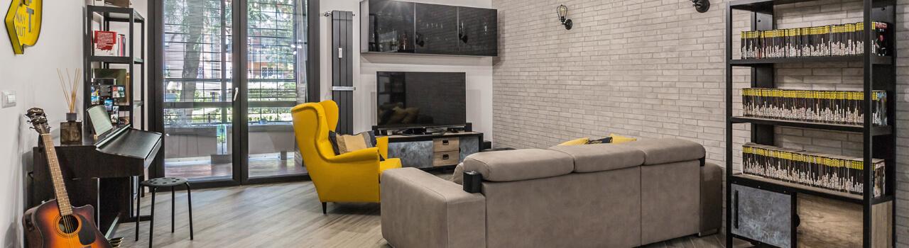 Ristrutturazione appartamento 85 mq a Roma, Casilina