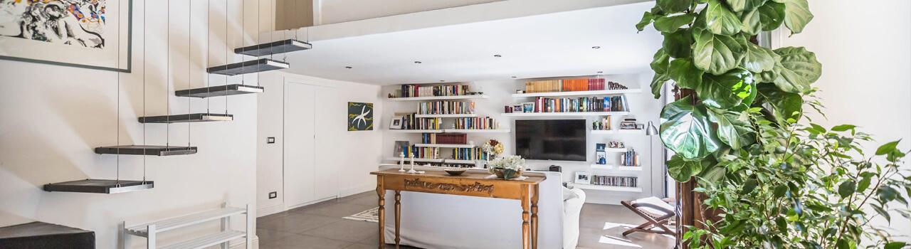 Ristrutturazione appartamento 90 mq a Napoli, Chiaia